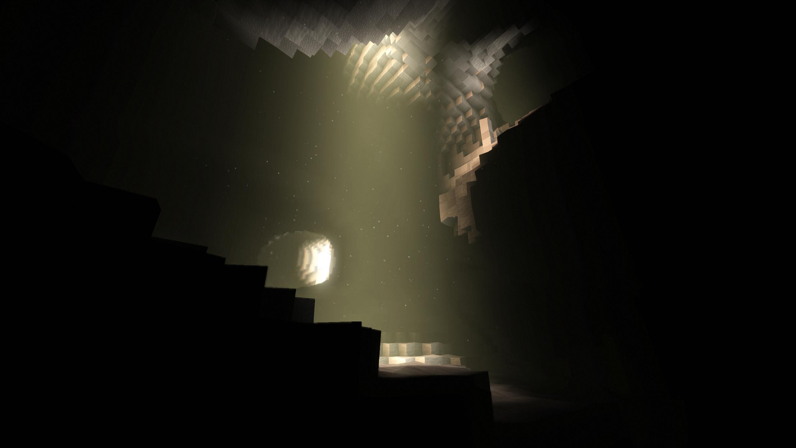 Screenshot Atmospheric cave lighting & Screenshot: Atmospheric cave lighting | Boundless u2013 Explore ...